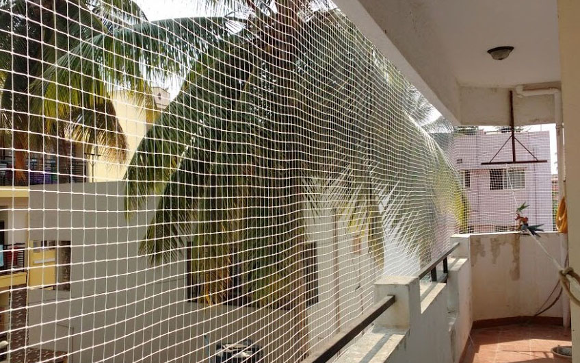Balcony Safety Nets In lakdikapool